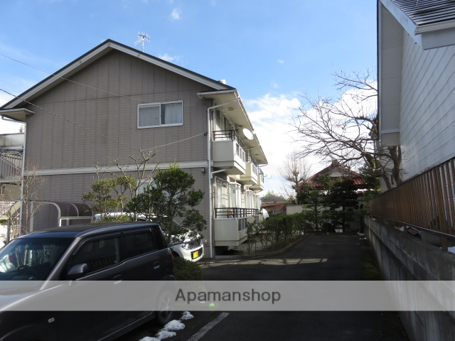 宮城県遠田郡美里町、小牛田駅徒歩15分の築21年 2階建の賃貸アパート
