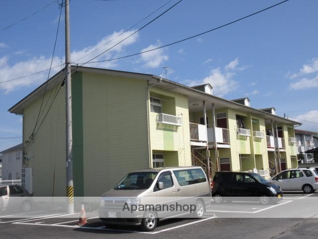 宮城県大崎市、古川駅徒歩10分の築28年 2階建の賃貸アパート