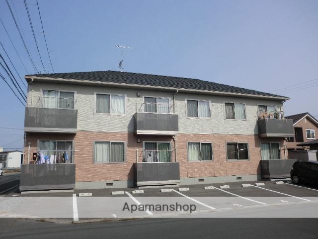 宮城県大崎市、古川駅徒歩19分の築4年 2階建の賃貸アパート