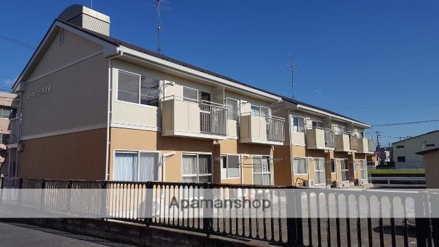 宮城県遠田郡美里町、小牛田駅徒歩5分の築25年 2階建の賃貸アパート