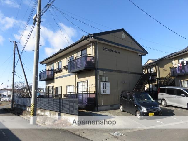 宮城県大崎市、塚目駅徒歩6分の築22年 2階建の賃貸アパート