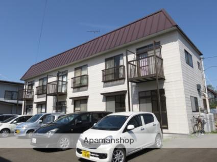 宮城県大崎市の築29年 2階建の賃貸アパート