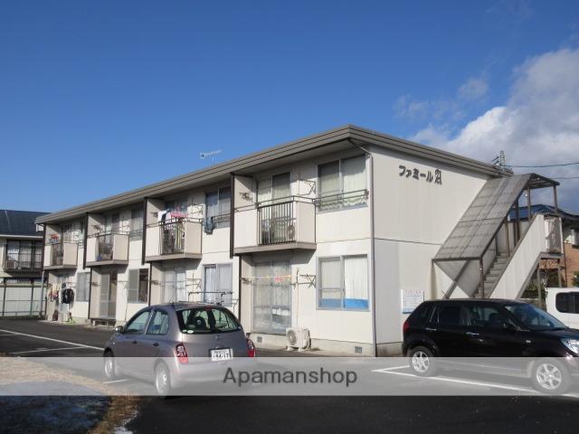 宮城県大崎市、古川駅徒歩6分の築28年 2階建の賃貸アパート