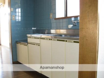 コーポラスおさなぎ[3K/51.34m2]のキッチン