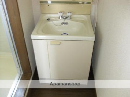 コーポラスおさなぎ[3K/51.34m2]の洗面所