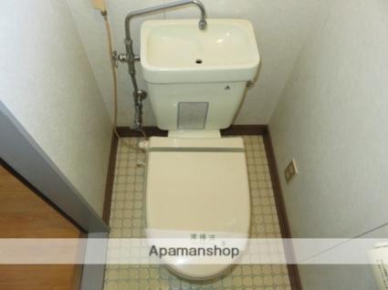 宮城県大崎市古川李埣3丁目[2DK/39.74m2]のトイレ