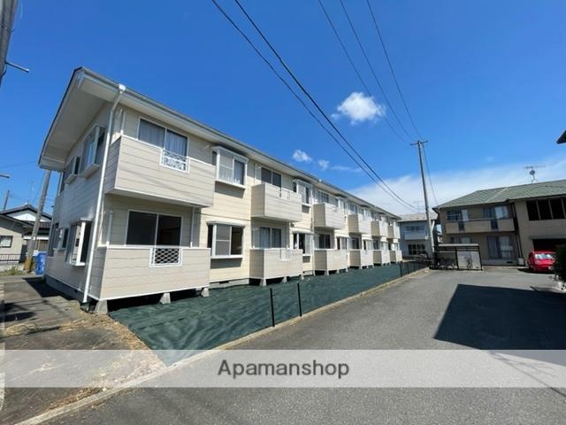 宮城県大崎市、古川駅徒歩8分の築26年 2階建の賃貸アパート