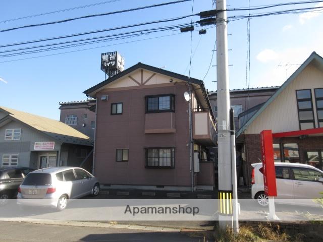 宮城県大崎市、古川駅徒歩14分の築18年 2階建の賃貸アパート