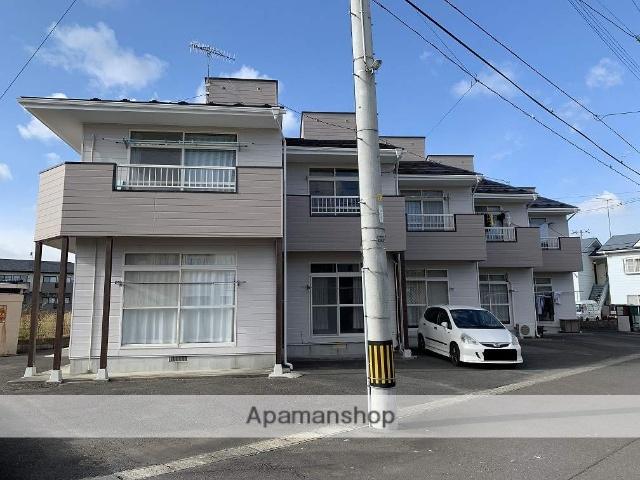 宮城県大崎市、鹿島台駅徒歩8分の築29年 2階建の賃貸アパート