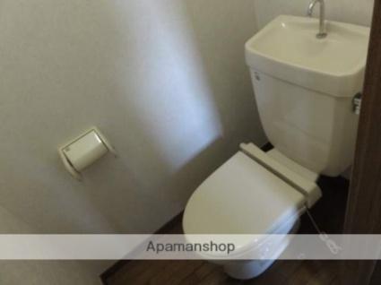 ベッセM・T[1LDK/43.06m2]のトイレ