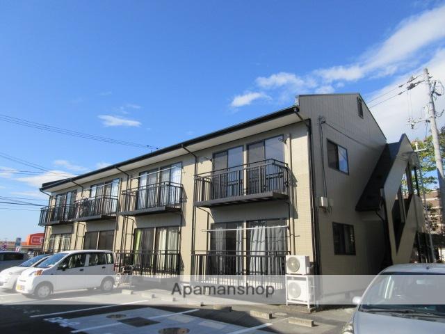 宮城県大崎市の築21年 2階建の賃貸アパート