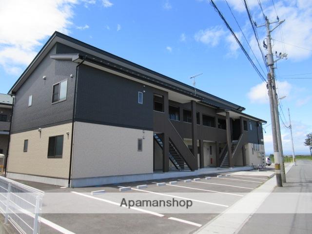 宮城県大崎市の築4年 2階建の賃貸アパート