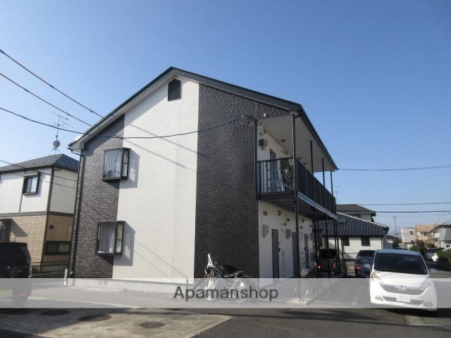 宮城県大崎市、塚目駅徒歩10分の築19年 2階建の賃貸アパート