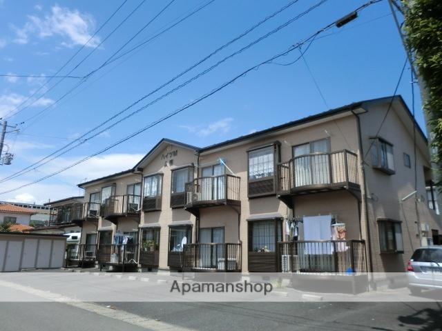 宮城県大崎市、古川駅徒歩5分の築26年 2階建の賃貸アパート