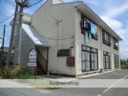 宮城県大崎市、古川駅徒歩25分の築32年 2階建の賃貸アパート