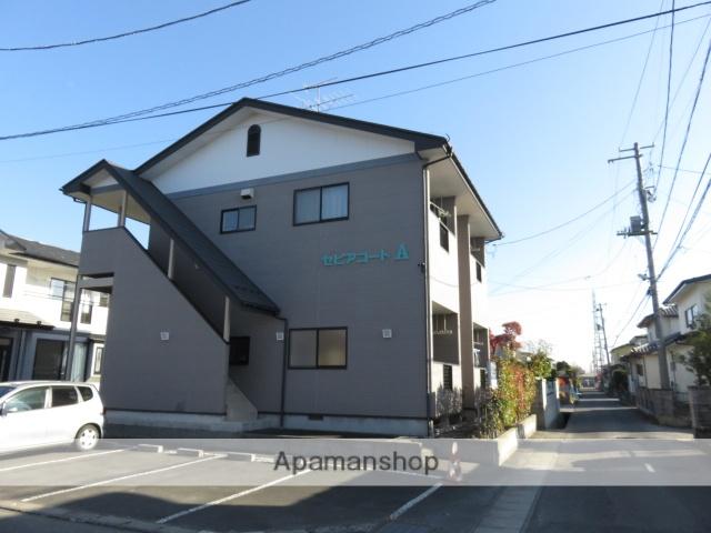 宮城県大崎市、塚目駅徒歩4分の築17年 2階建の賃貸アパート