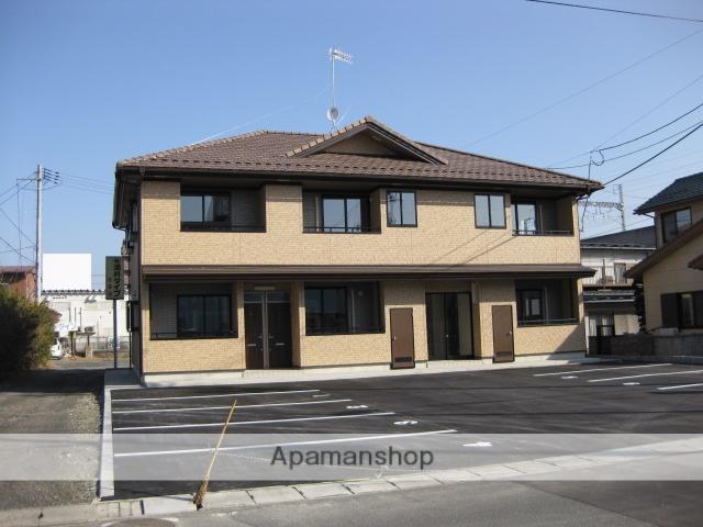 宮城県大崎市、古川駅徒歩5分の築8年 2階建の賃貸アパート