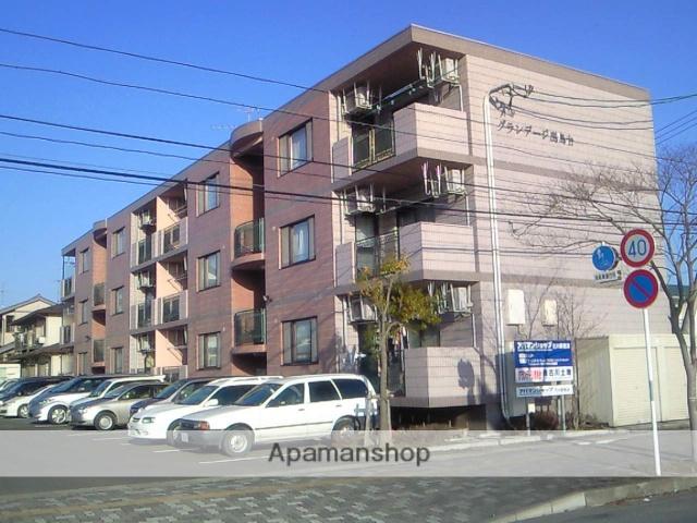 宮城県大崎市、鹿島台駅徒歩10分の築14年 3階建の賃貸マンション