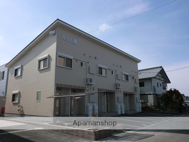 宮城県大崎市、古川駅徒歩9分の築2年 2階建の賃貸アパート