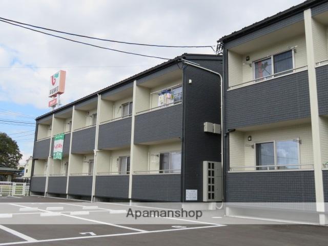 宮城県遠田郡美里町、小牛田駅徒歩7分の築1年 2階建の賃貸アパート