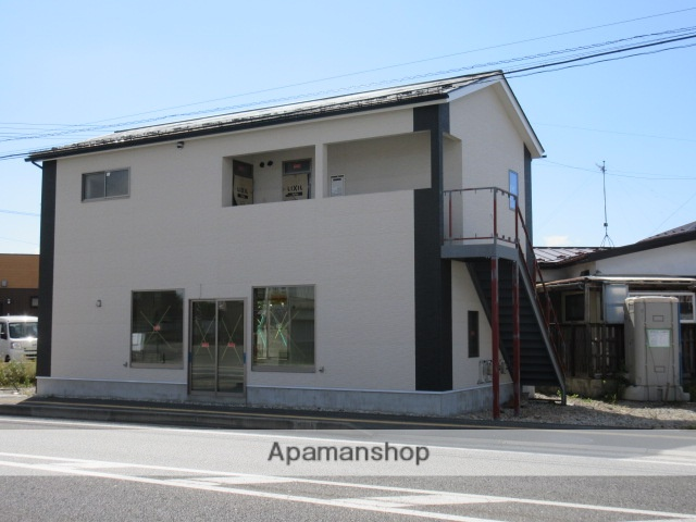 宮城県大崎市、古川駅徒歩19分の新築 2階建の賃貸アパート