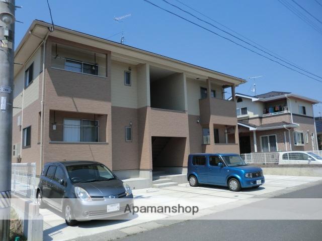 宮城県大崎市の築5年 2階建の賃貸アパート
