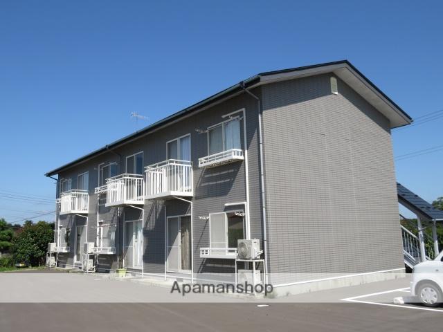 宮城県遠田郡美里町の築20年 2階建の賃貸アパート
