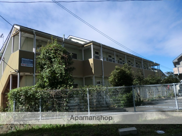 宮城県大崎市、古川駅徒歩17分の築23年 2階建の賃貸アパート