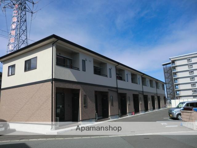 宮城県大崎市、古川駅徒歩20分の築5年 2階建の賃貸アパート