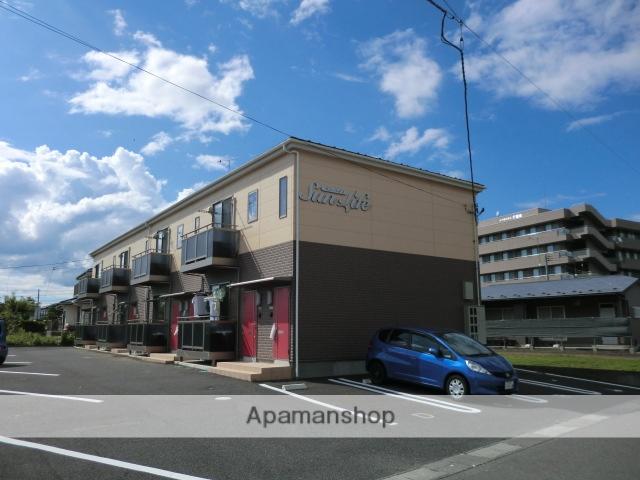 宮城県大崎市、古川駅徒歩25分の築4年 2階建の賃貸アパート