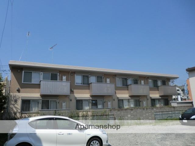 宮城県大崎市、古川駅徒歩5分の築4年 2階建の賃貸アパート