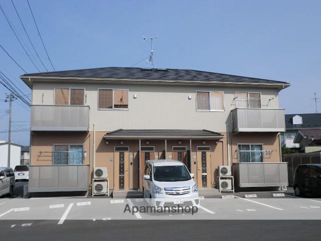 宮城県大崎市、古川駅徒歩20分の築4年 2階建の賃貸アパート