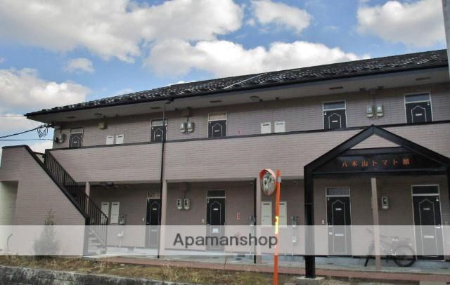 宮城県仙台市太白区、八木山動物公園駅徒歩20分の築21年 2階建の賃貸アパート