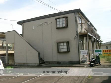 宮城県仙台市太白区、八木山動物公園駅徒歩17分の築31年 2階建の賃貸アパート