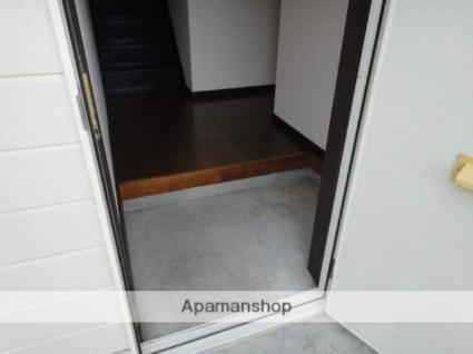 コーポくさか2[3K/36.3m2]の玄関