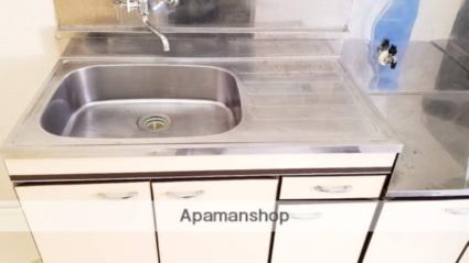グレース坂元[1K/26m2]の洗面所