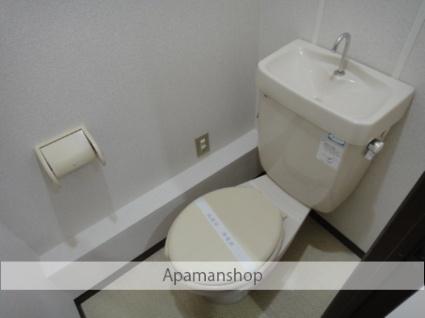 シティハイムパラダイス[3K/38.88m2]のトイレ