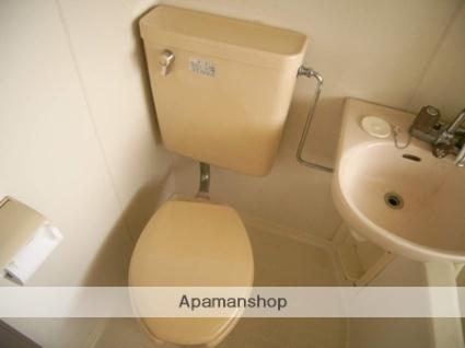 コートドール東[1K/23m2]のトイレ