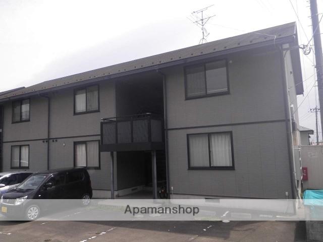 宮城県仙台市宮城野区の築16年 2階建の賃貸アパート