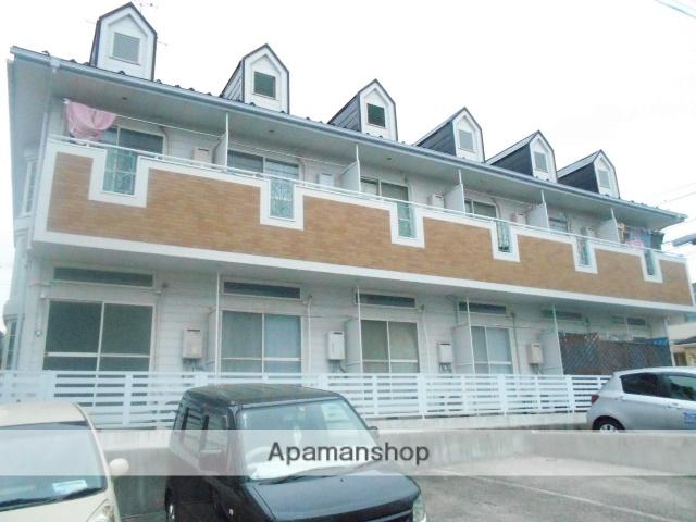 宮城県仙台市宮城野区の築29年 2階建の賃貸アパート