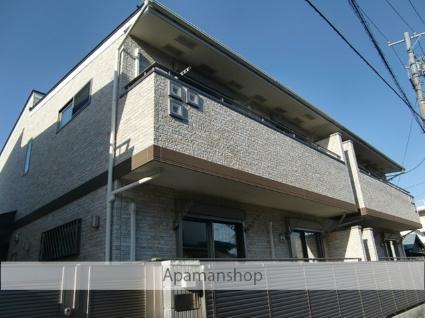 宮城県仙台市青葉区、東照宮駅徒歩2分の築5年 2階建の賃貸アパート