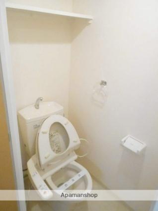 サンヴァーリオ新田駅前Ⅴ[1K/25.96m2]のトイレ