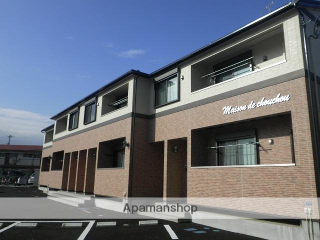 宮城県仙台市宮城野区、苦竹駅徒歩18分の築4年 2階建の賃貸アパート