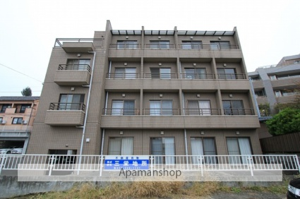 宮城県仙台市泉区、泉中央駅徒歩10分の築26年 4階建の賃貸マンション