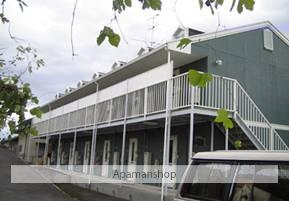 宮城県仙台市太白区、長町駅徒歩28分の築26年 2階建の賃貸アパート