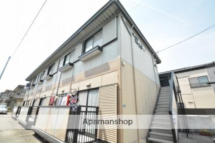 宮城県仙台市青葉区、北仙台駅徒歩14分の築26年 2階建の賃貸アパート