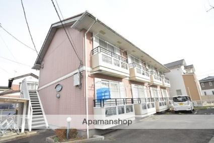 宮城県仙台市青葉区、東照宮駅徒歩8分の築20年 2階建の賃貸アパート