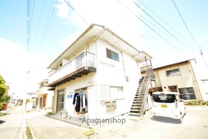 宮城県仙台市太白区、長町駅徒歩13分の築32年 2階建の賃貸アパート