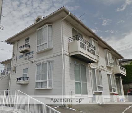 宮城県仙台市青葉区、黒松駅徒歩22分の築27年 2階建の賃貸アパート