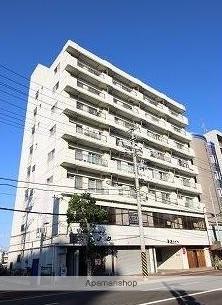宮城県仙台市太白区、長町駅徒歩11分の築39年 8階建の賃貸マンション